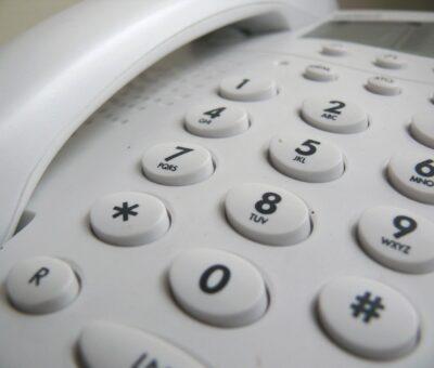telephone standart
